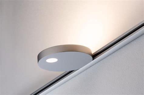 Eclairage Sur Rail Plafond by Spot Uplight Salto Led 16w Paulmann Eclairage Tableau