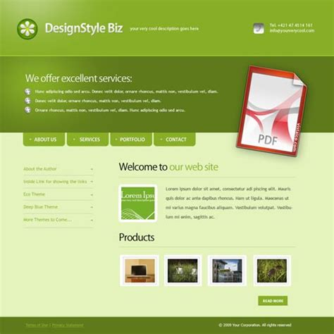 www cloudaccess net templates web template 4447 stylishtemplate