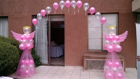 decoracion de globos para bautizo decoracion de globos para bautizo globos con helio decoracion con globos telas boda bautizo xv a 241 os salones 1 000 00 en mercado libre