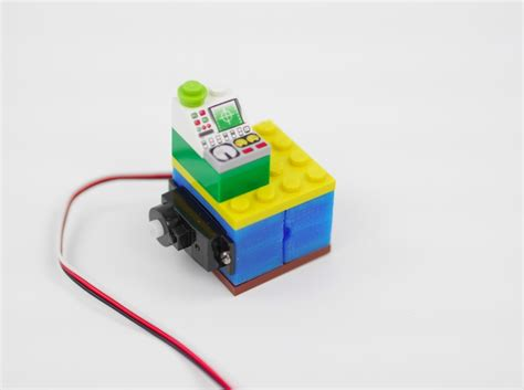 lego motor tutorial arduino blog 187 design a lego compatible servo holder and