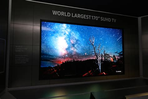 Samsung Unveils At Ces 2007 by Samsung Electronics Unveils Concept Of Tv S Future At Ces
