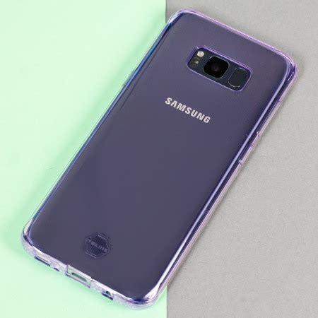 itskins zero gel samsung galaxy s8 plus gel light purple