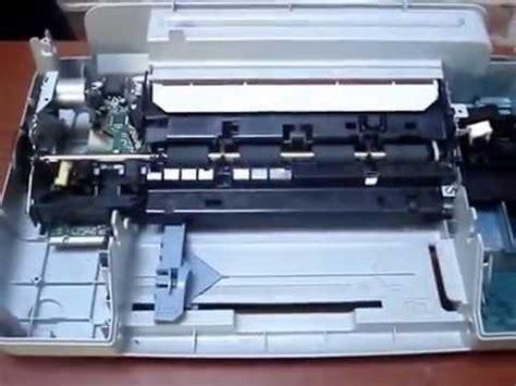 Tinta Printer Hp F380 Mantenimiento Preventivo Impresora Hp Deskjet F380