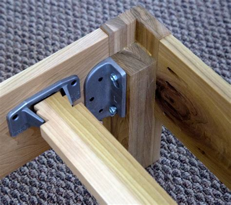 Badezimmerfliese Umgestaltet by Bed Frame Brackets Prime Line Products U 9005 Bed