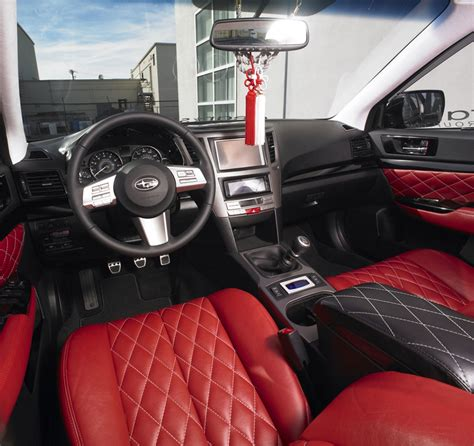 Sema Show 2009 Subaru Spt Brings Wrx Sti Concept Legacy