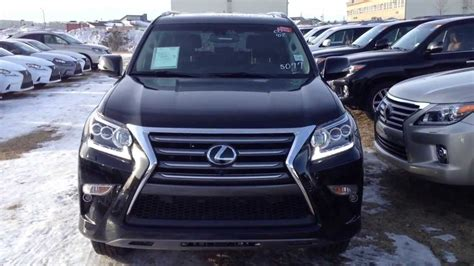 lexus minivan 2014 2014 lexus gx 460 4wd ultra premium package review in