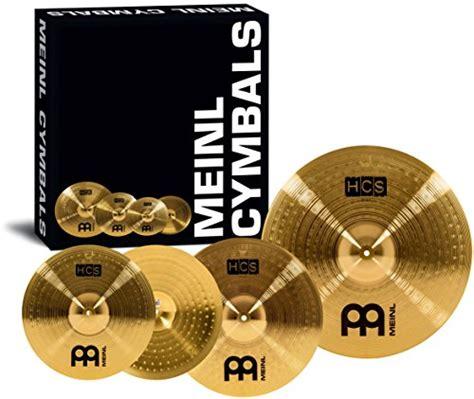 Meinl Cymbal Set Hcs14162010s Paket Meinl Cymbal Hcs Series meinl cymbals hcs141620 hcs cymbal box set pack with 14 inch hi hat pair 16 inch crash 20 inch