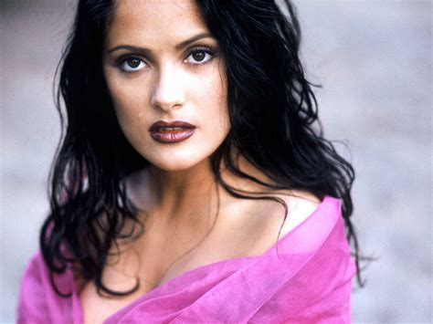 A Salma Hayek by Pratham Salma Hayek Wallpapers