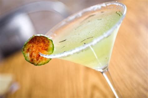 cucumber martini recipe how to cucumber martinis slideshow