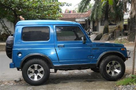 Suzuki Jimny Commercial Suzuki Jimny Model 1984 For Sale Semarang Indonesia
