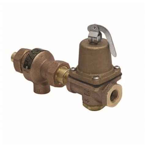 Backflow Preventer Plumbing by Acme Bfac Pressure Reducing Boiler Feed Valve