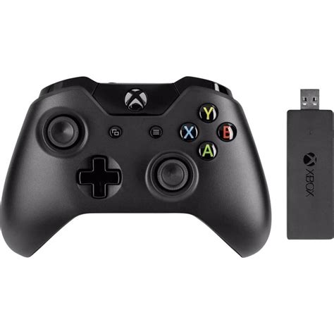 Special Produk Xbox One Controller Wireless Adapter For Windows gamepad microsoft xbox one controller wireless adapter
