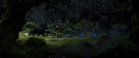 render forest new brave concept art features mysterious forest
