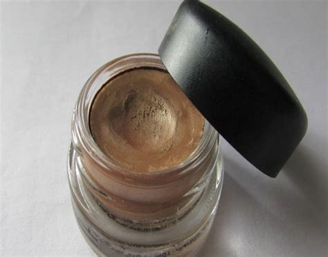 paint in mac mac indianwood paint pot review swatches dupe