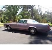 1969 Cadillac Eldorado 37766  Cars