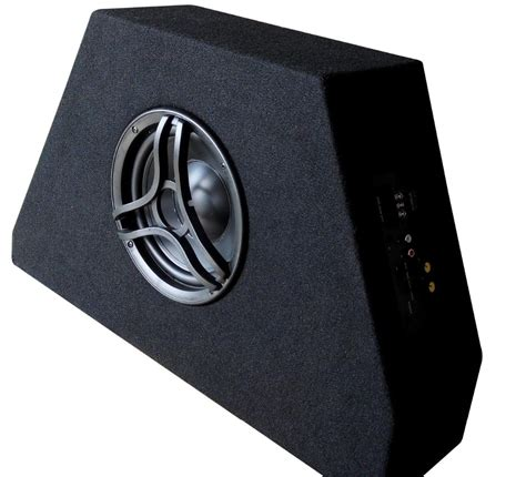 Box Speaker Subwoofer 8 Inch professional 8 inch subwoofer speaker box pu leather wooden jd 8adbig bass car audio