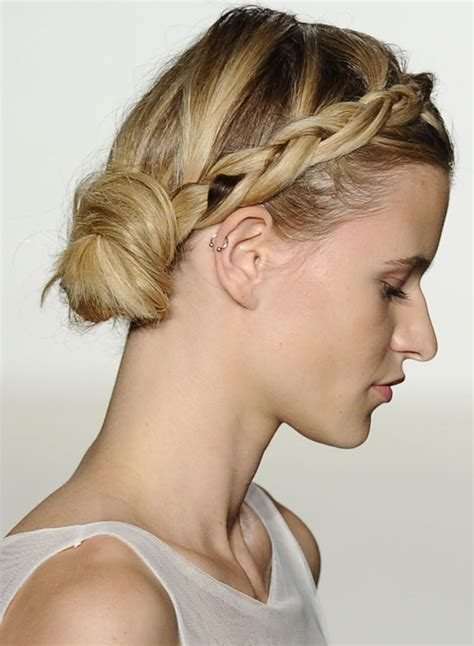 Wedding Hairstyles Side Chignon by 50 Bridal Styles For Hair