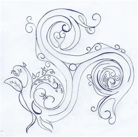 triskelion tattoo triskelion triskelion by honeegirl on deviantart