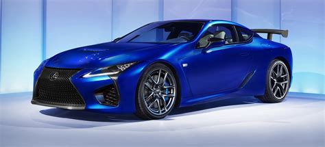 2019 Lexus Lc F by Lexus Lc F To Debut Potent New 4 0l Turbo V8 In 2019