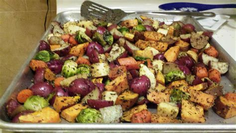 what to bring to thanksgiving part ii roasted root - Roasted Root Vegetables Thanksgiving