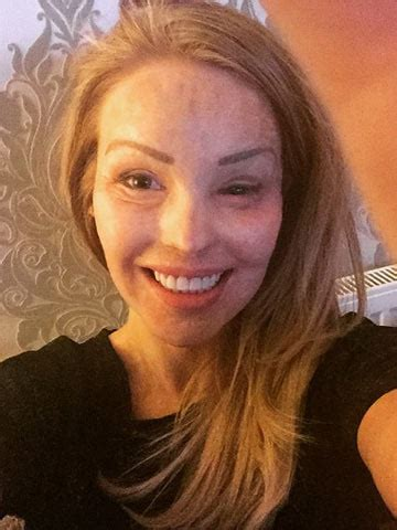 wow! look how gorgeous katie piper looks in this no make