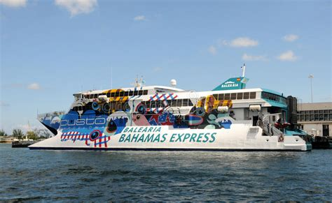 ferry boat from florida to bahamas ferry boat miami to the bahamas editorial image image of