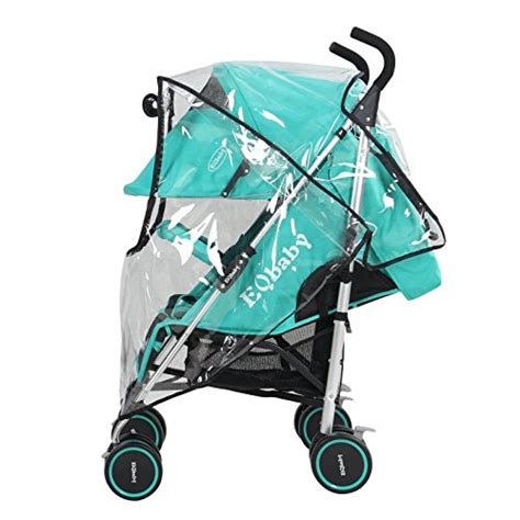 Ultima Raincover For Your Stroller obecome universal baby stroller cover waterproof umbrella stroller wind dust shield cover