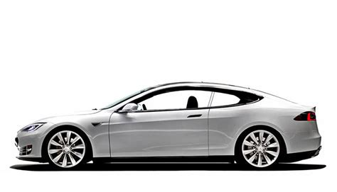 two door tesla model s coup 233 unveiled by nce