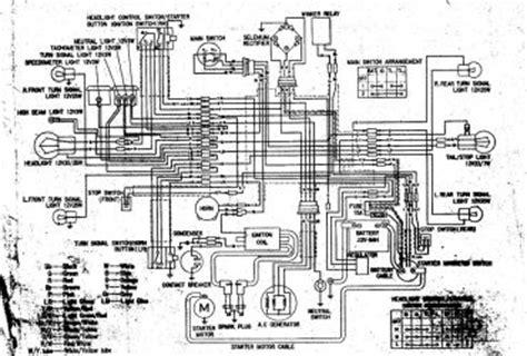 72 cb350 wiring diagram wire schematic diagram