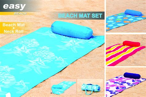 Roll Up Mat With Pillow by Roll Up Reversible Mat With Neck Pillow