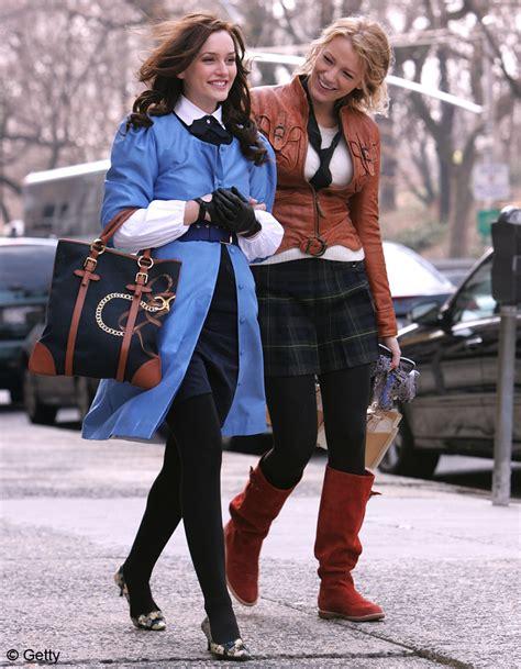 Get The Gossip Look Preppy by Le Style Preppy De 171 Gossip 187 Quand Les S 233 Ries