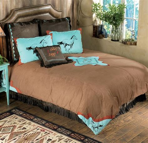 horse bedroom decor brown bedding horse bedding and bedding on pinterest