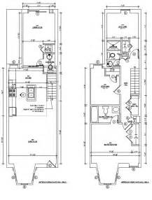 Row Home Plans Small Row House Plans Joy Studio Design Gallery Best