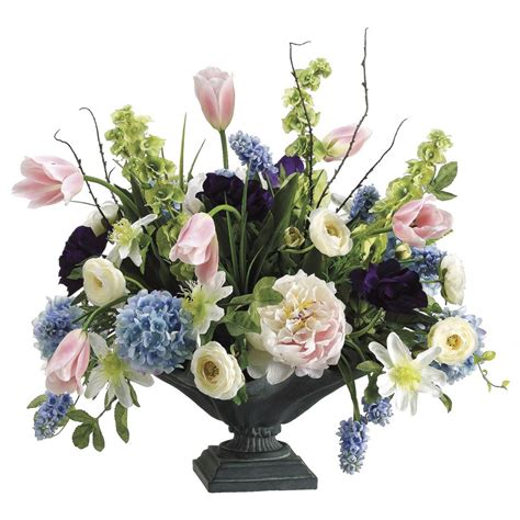artificial flower arrangements quartz artificial flower arrangements