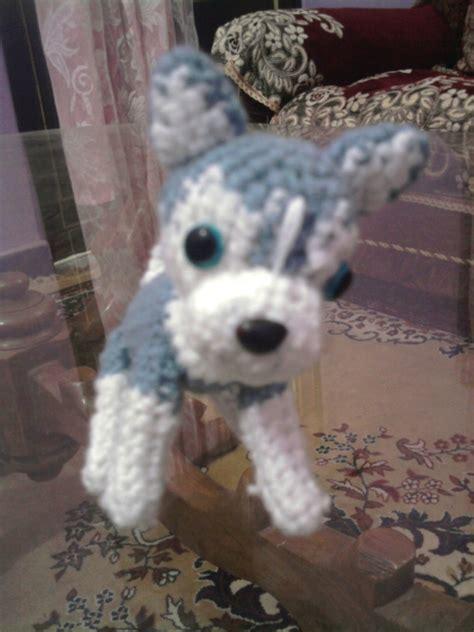 amigurumi husky pattern husky pup amigurumi crochet