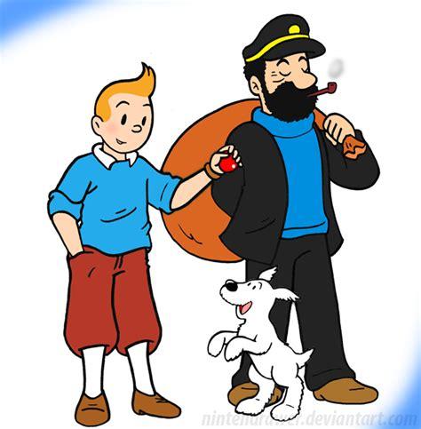 film cartoon tintin tintin group pic by nintendrawer on deviantart other fan