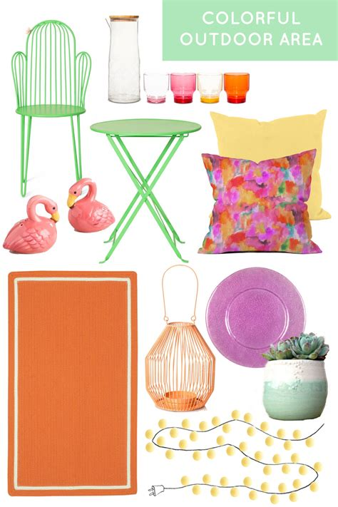 Colorful Patio Accessories Tell And Page 6 Of 61 Easy And Adorable Diy