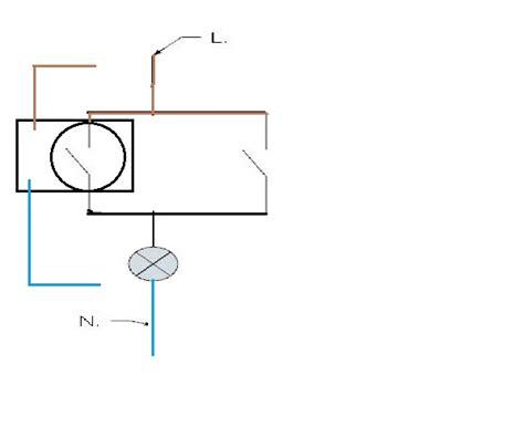 aansluiten l teleruptor relais aansluiten met lichtsensor