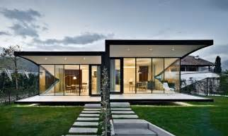 Glass Front House by Glass Houses Italian Architecture Design Addicts