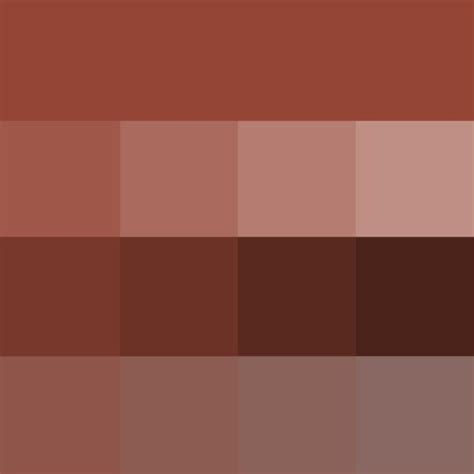 images of the color toffee chestnut hue tints shades tones hue pure color