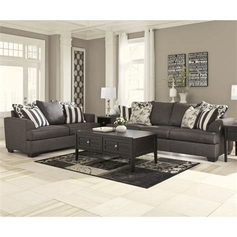 ashley furniture sofa set signature design by ashley furniture levon 2 piece sofa