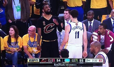 Something He Wont Forget by Kyrie Irving Sees Something He Won T Forget