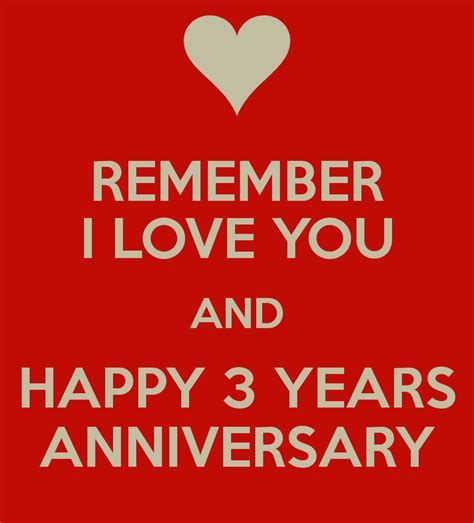 3 year anniversary on pinterest anniversaries image gallery happy 3 year anniversary quotes