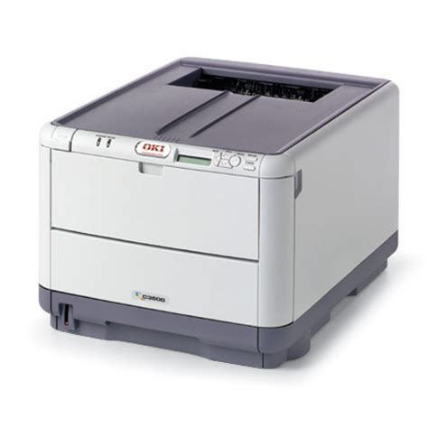 Printer Laser Oki oki c3600n color laser printer review 123inkcartridges canada