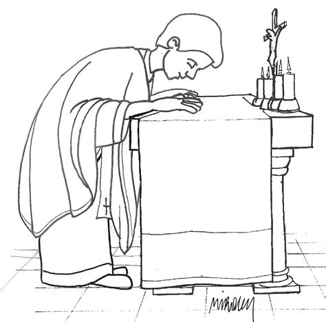 coloring page eucharist free eucharist mass coloring pages