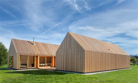 gesims architektur timber house k 220 hnlein architektur archdaily
