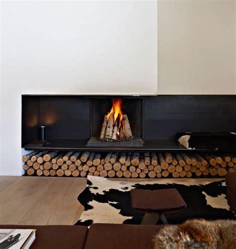 camino a legna camino a legna di design nel vostro salotto