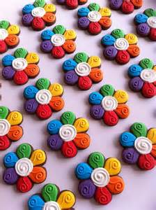 colorful cookies rainbow cookies beautiful cookies