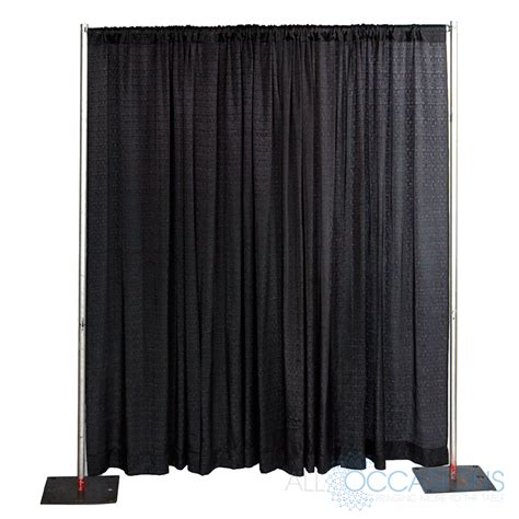 curtain rental and drape destination events pipe and drape 8