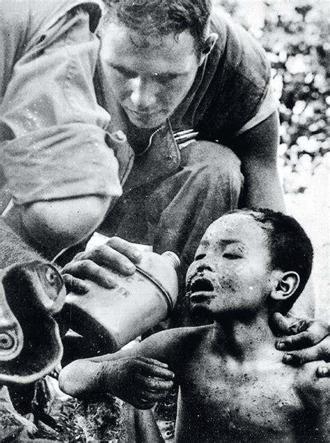 imagenes reales guerra vietnam el fot 243 grafo que cambi 243 la guerra de vietnam